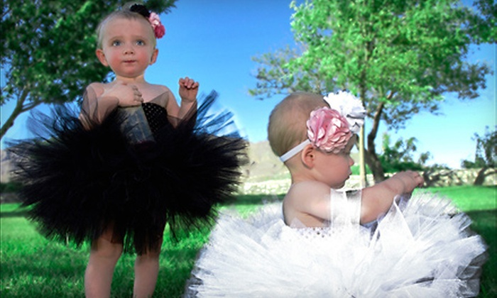 """Raney Photography - El Paso: $49 for an On-Location Photography Session, CD of Images, and Two 8""""x10"""" Prints from Raney Photography ($135 Value)"""