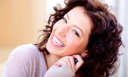 Zoom! Teeth Whitening with Option for Dental Exam, X-ray, and Cleaning at Lakeside Family Dental (Up to 72% Off)