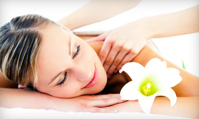 Lavender Medical & Beauty Spa - Greenwood Village: $39 for an Aromatherapy Sauna Session and Massage at Lavender Medical & Beauty Spa in Greenwood Village ($125 Value)