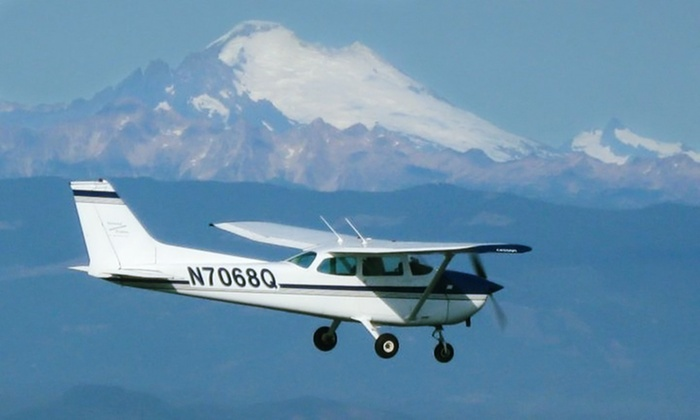 Westwind Aviation - Friday Harbor: $199 for a 45-Minute San Juan Islands Scenic Flight from Westwind Aviation ($267 Value)