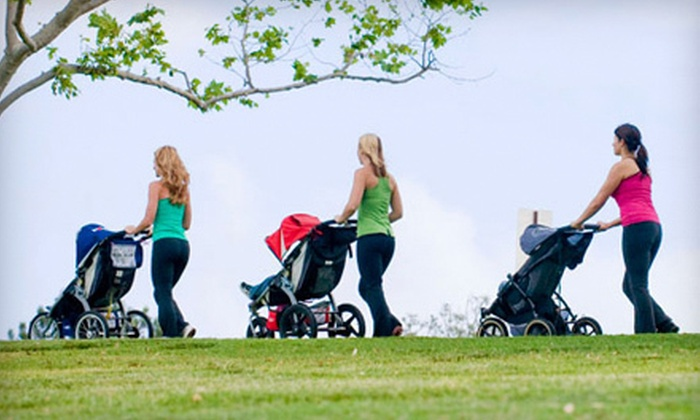Stroller Strides - Multiple Locations: $24 for Five Classes from Stroller Strides ($50 Value)