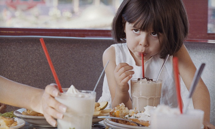 Kids Eat Free Card - Florida Center: One or Two Kids Eat Free Cards or One Stainless-Steel Lifetime-Use Kids Eat Free Card (Up to 75% Off)