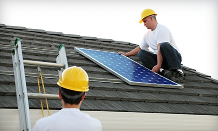 Solare Energy - Core-Columbia: $99 for $1,100 Toward Home Solar Panels and Installation from Solare Energy