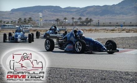 Formula Drivetech - Formula Drivetech in Desert Center