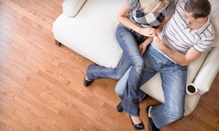 The Specialist - Westchester County: Hardwood-Floor Cleaning from The Specialist. Choose from Three Options.