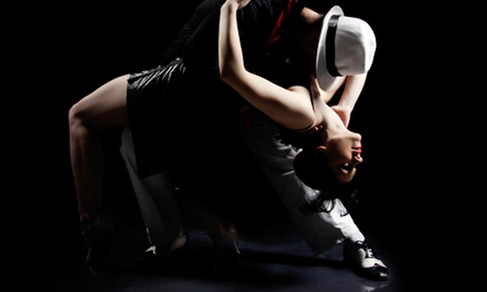 Genovia Dance - Roseville : $39 for Two Private Dance Lessons and Six Group Salsa and Merengue Classes at Genovia Dance in Roseville ($150 Value)