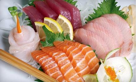 $30 Groupon to Sushi Eye - Sushi Eye in Phoenix