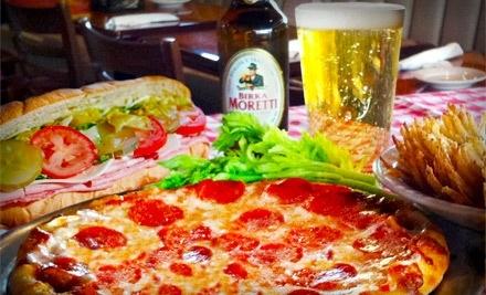 $30 Groupon to Fratelli's Ristorante Italiano e Pizzeria - Fratelli's Ristorante Italiano e Pizzeria in Montrose