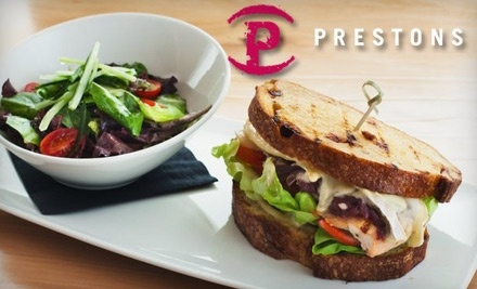 $35 Groupon to Prestons - Prestons in Chilliwack