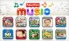 Mood Media Entertainment Ltd.: $24 for Choice of 50 Children's MP3 Music Tracks from Fisher-PriceMusic.com ($49.50 Value)