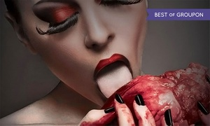 Hangman's House of Horrors: General Admission or Fast Pass Admission to Saint Valentine's Massacre-Ade Ball for Two (Up to 44% Off)