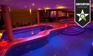 Bluesense Sierra Madrid: Circuito en balneario para dos por 29 € con masaje o cena desde 59 € y con todo por 119 € en la sierra de Madrid