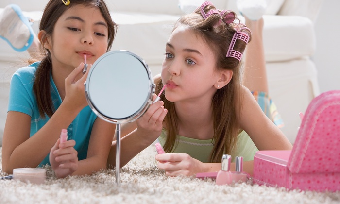 Kids' Makeover or Party at Sweet & Sassy (Up to 46% Off). Five Options Available.