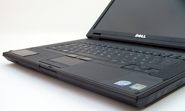 reconditionn pc portable dell latitude e5400 groupon. Black Bedroom Furniture Sets. Home Design Ideas