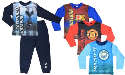 Boys' Football Sublimation Pyjama
