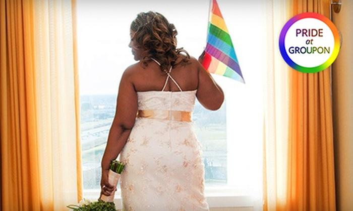 Say I Do! LGBT Wedding Expo - Dupont Circle: Say I Do! LGBT Wedding Expo for Two or Four at Hotel Palomar on Sunday, June 2 (Half Off)