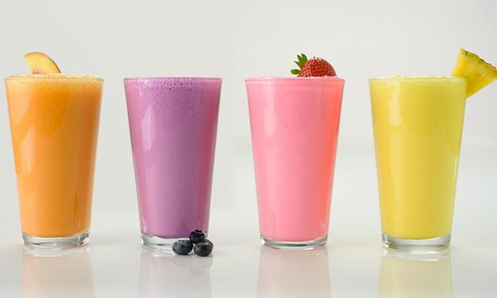 NutriSystem Shake Ingredients