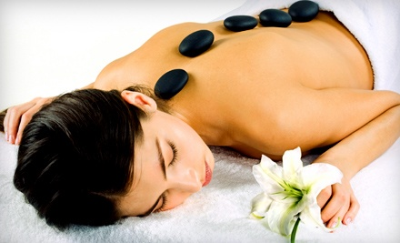 1-Hour Hot-Stone Massage (a $75 value) - Sweet Serenity in Manteca