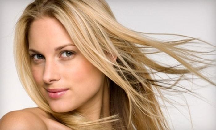Sam's Hair Studio - Northside: $30 for $60 Worth of Salon Services at Sam's Hair Studio