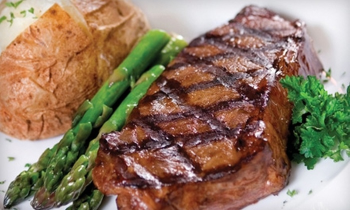 Liquid Bar & Grill - Orlando: $20 for $40 Worth of American Fare and Drinks at Liquid Bar & Grill