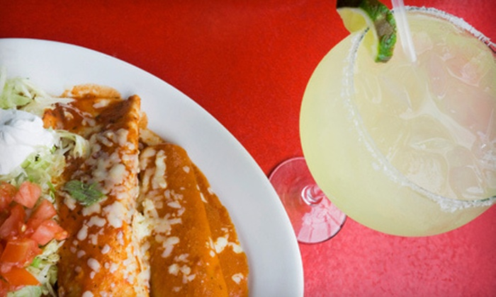 Zendejas #13 - Ward 6: Mexican Meal with Entree Combos and Drinks for Two or Four at Zendejas #13 (Up to 52% Off)