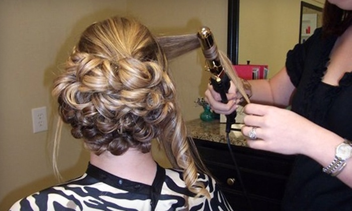 Tootsie's Salon and Gifts - Columbus: $15 for $50 Worth of Hair Services at Tootsie's Salon and Gifts