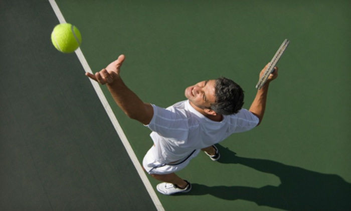Anaheim Hills Racquet Club - Anaheim: Two-Month Individual or Family Membership or Three Weeks of Group Lessons at Anaheim Hills Racquet Club (Up to 92% Off)