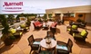 Aqua Terrace Roof-Top Bar - Westside: $12 for $25 Worth of Burgers and Drinks at Aqua Terrace Roof-Top Bar