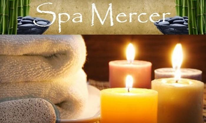 Spa Mercer - Mercer Island: $29 for a One-Hour Chinese Body Scrub or Body Wrap at Spa Mercer in Mercer Island