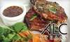 Austin Land & Cattle Co. - Downtown: $25 for $50 Worth of Steak and More at Austin Land & Cattle Co.