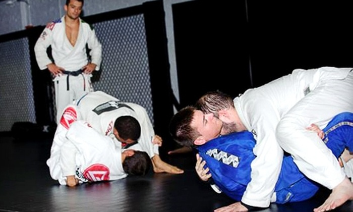 Tapout Boston Training Center - Boston: $50 for One Month of Unlimited Martial-Arts and Fitness Training at Tapout Boston Training Center ($199 Value)