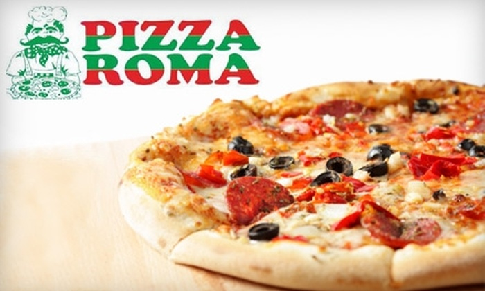 Pizza Roma - Columbus: $10 for $20 Worth of Pies and More at Pizza Roma