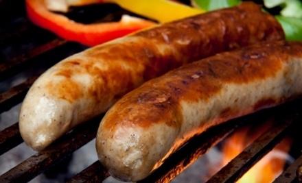 $20 Groupon to G&W Bavarian Style Sausage Company - G&W Bavarian Style Sausage Company in St. Louis