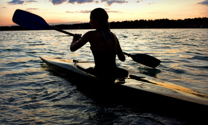 Hazelbaker's Canoe and Kayak Rental - Perryopolis: $20 for a Canoe or Kayak Trip for Two from Hazelbaker's Canoe and Kayak Rental (Up to $43 Value)