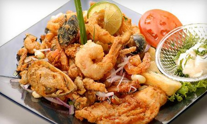 Inca's Cafe - Northeast Carrollton: Four-Course Peruvian Meal for Two or $15 for $30 Worth of Peruvian Fare at Inca's Cafe in Carrollton