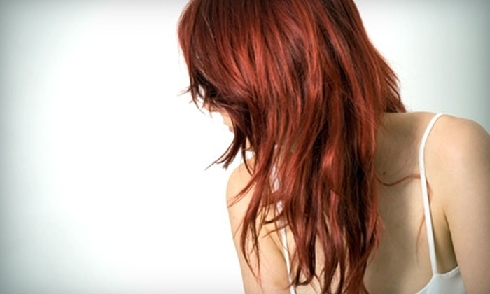 Imagine Hair Studio - Nashville: $35 for $75 Worth of Salon Services at Imagine Hair Studio