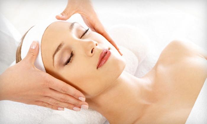 Laya's Skin Care at La Cru Salon - 3: One or Three Spa Facial Treatments at Laya's Skin Care at La Cru Salon (Up to 61% Off)