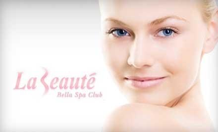 La Beaute Bella: Deep-Cleansing Facial - La Beaute Bella in Edmonton