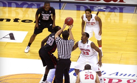 BB&T Classic Basketball Tournament at the Verizon Center on Sun., Dec. 4: Upper Level Seating - BB&T Classic Basketball Tournament in Washington