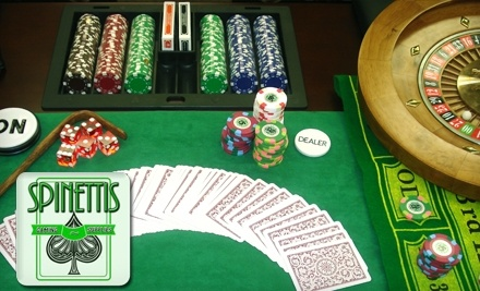 $30 Groupon to Spinettis Home Gaming Supplies - Spinettis Home Gaming Supplies in Las Vegas