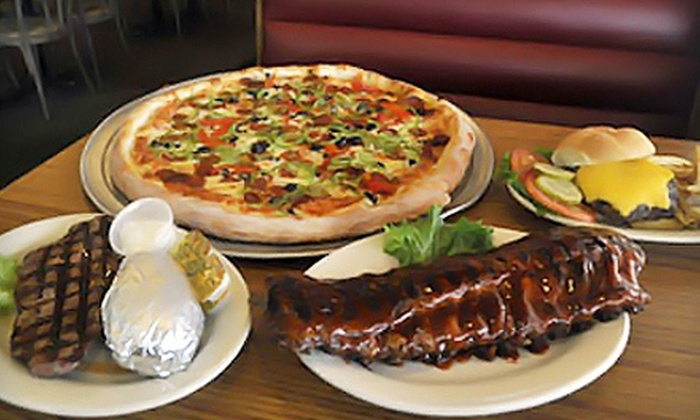 Gateway Grill - Monroe Heights: American Fare for Breakfast, Lunch, or Dinner at Gateway Grill (Half Off)