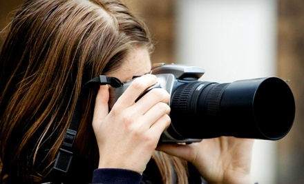 4-Hour Introductory Photography Workshop (a $179 value) - Santagto Photography in Albuquerque
