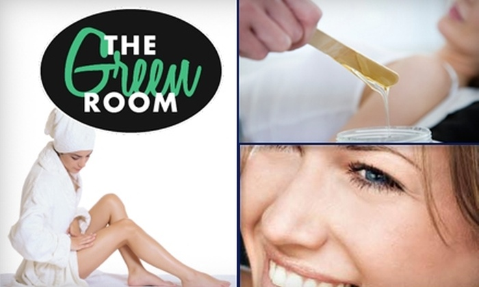 The Green Room - Winchester: $20 for $40 Worth of Waxing Services at The Green Room