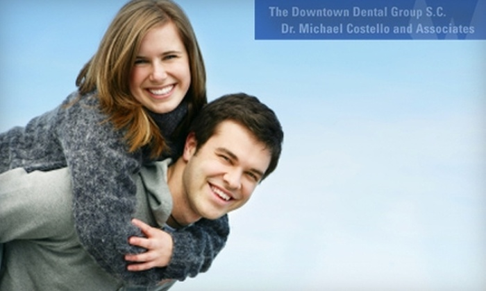 The Downtown Dental Group - Multiple Locations: $59 for an Exam, Cleaning, and X-rays at The Downtown Dental Group