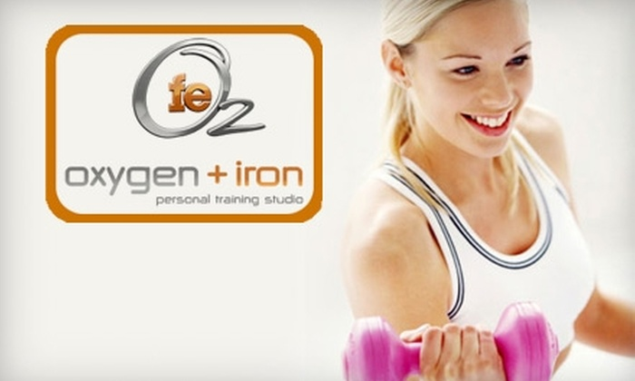 Oxygen and Iron - Midlothian: $20 for Three Weeks of Express Boot Camp Fitness Classes at Oxygen and Iron in Midlothian ($99 Value)