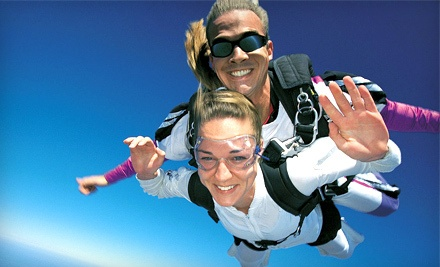 Tandem Skydive - Skydive the Farm in Rockmart