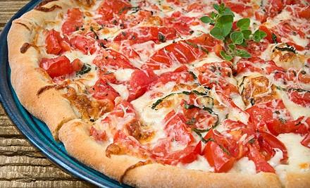 $30 Groupon - Yia Yia's Pizzeria in Baltimore