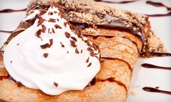 The Brownstone Cafe - Greenway/ Upper Kirby: $10 for $20 Worth of French Cuisine at The Brownstone Cafe