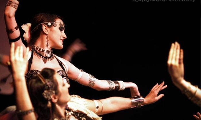 Memphis Raqs - Memphis: $20 for Four Weeks of Intro Belly-Dance Classes with Memphis Raqs ($48 Value)