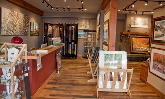 Carmel Gallery - Truckee: $20 for $40 Worth of Nature Photography Prints at Carmel Gallery